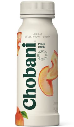 There's something nice about real peach—a simple purée of orchard peaches and authentic Chobani® Greek Yogurt. Milk Packaging, Craft Packaging, Beverage Packaging, Packaging Design, Heath Food, Peach Drinks, Chobani Greek Yogurt, Peach Ice Tea, Yazoo