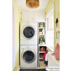 laundry design idea - Home and Garden Design Ideas