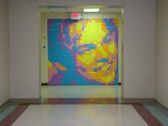 Art of Apex High School: Post It Note Project Explained