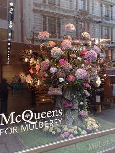 Window Dressing 'Mulberry Tree' 2008