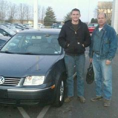 Mike good luck in becoming a police officer.  I enjoyed working with you and your family.  Have fun getting great gas mileage in your new Jetta TDI.   Www.TalkingCarsWithJay.com