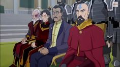 OMG ZUKO'S DAUGTHER! so, who's the mother?- we shall see.