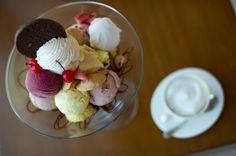 Azure ice cream