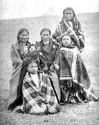 Different Tribes, Different Times    Who were the first Americans?    Online Lesson on Native Americans