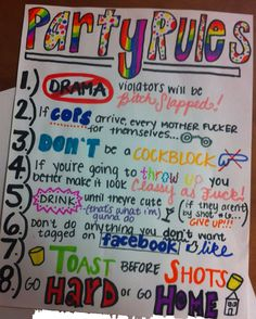 Haha this is awesome- and should be used at every college party ever