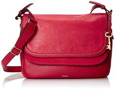 Fossil Peyton Large Flap Crossbody Handbag