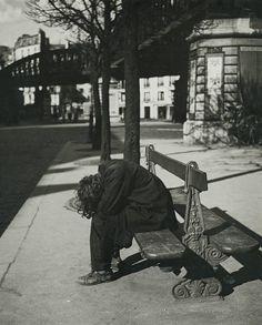 Solitude, 1926,  Jean Moral. French (1906 - 1999)