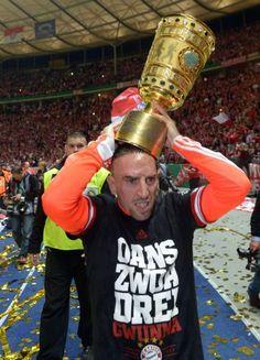 FC Bayern München - DFB-Pokalsieger 2013  #Triple