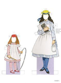 Paper Dolls~Childrens Fashions From Harper - Bonnie Jones - Picasa Web Albums