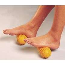 Pezzi Sensory Role:  Provide tactile input for feet. Nubby tactile surface is stimulating to the touch and provides proprioceptive input.