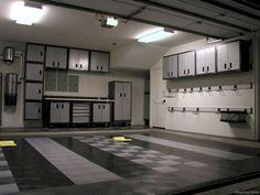 Gorgeous 60 Brilliant Garage Organization Tips and Tricks Ideas #Garage #organization #Tips