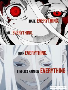 #Shiro DeadMan WonderLand You're almost just like me