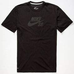 NIKE SB Icon Reflective Dri-FIT Mens T-Shirt #reflective #trend #nike