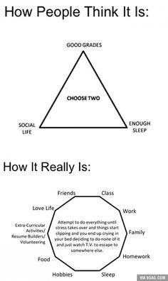 Funny pictures about How People Think It Is Vs. How It Really Is. Oh, and cool pics about How People Think It Is Vs. How It Really Is. Also, How People Think It Is Vs. How It Really Is photos. All Quotes, Funny Quotes, Funny Memes, Funny College Memes, Funniest Memes, It's Funny, Def Not, Good Grades, So True