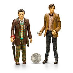 Doctor Who 13 Doctors Figure Set (SDCC Exclusive) | ThinkGeek