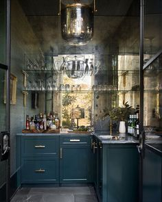 Home Wet Bar, Bars For Home, Design Café, Interior Design, Bar Restaurant Design, Architecture Restaurant, House Architecture, Home Bar Designs, Wet Bar Designs