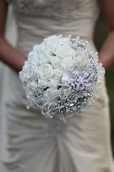 Wedding Bouquet - Weddings I like this better.
