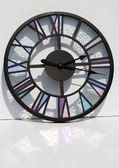 Clocks - Glass Art