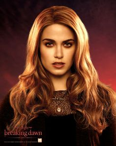 Breaking dawn. Rosalie
