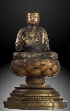 Amida (buddha of the Western paradise)