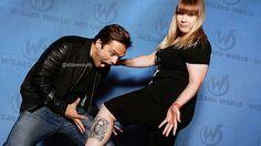 Step 1: Bucky tattoo. Step 2: Meet Sebastian & show off Bucky tattoo. Step 3: photographic evidence