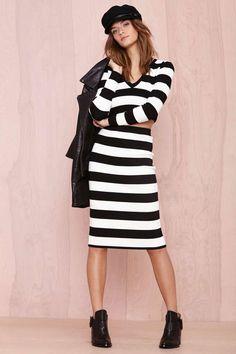 Line Drive Skirt