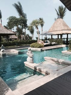 Four Seasons Koh Samui private pool! @Mandy Dewey Seasons Resort Koh Samui, Thailand