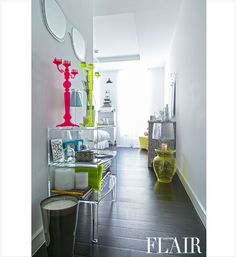 Inside the Home of Lea and Sara Yassine | Savoir Flair