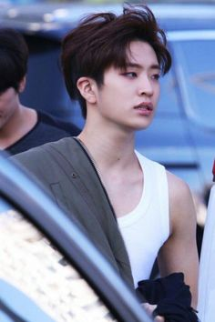"When you see Youngjae, "" sunshine!"" After seeing this picture "" He the hottest thing ever! Mark Jackson, Got7 Jackson, Jackson Wang, Got7 Youngjae, Mark Bambam, Kim Yugyeom, Jaebum, Girls Girls Girls, K Pop"