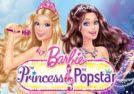 Barbie princess popstar. Descubre los hermosos mensajes mediante la búsqueda de las letras ocultas en todas las fotografías de la princesa Barbie y su amiga popstar. En cada nivel del juego se puede descubrir un nuevo mensaje para Barbie. Fuente: http://www.juegos-de-barbie-star.com/barbie-princess-popstar.html