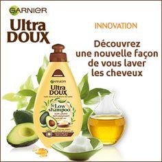Inscrivez-vous et vous ferez peut-être partie des 100 personnes sélectionnées pour recevoir et tester ce produit. En savoir plus sur http://www.beaute-test.com/service/test_produit_garnier_le_low_shampoo_avocat_karite_-_ultra_doux.php#3QFalQYf6XQDT2ql.99