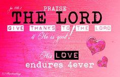 love, psalm, jesus bible qoute