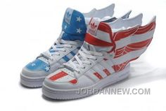http://www.jordannew.com/jeremy-scott-adidas-originals-js-wings-20-flag-shoes-red-blue-free-shipping.html JEREMY SCOTT ADIDAS ORIGINALS JS WINGS 2.0 FLAG SHOES RED/BLUE FREE SHIPPING Only $80.00 , Free Shipping!