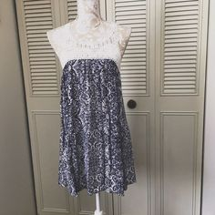Nwt Aeropostale Dress: Floral And Lace