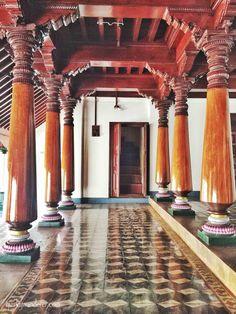 Mansions of Karaikudi in Chettinad - Quirky Wanderer