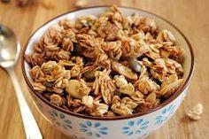 Contrairement à ce que j'ai voulu croire pendant longtemps, le granola (ou cruesli) n'est pas vraiment le ptit dej idéal quand on essaie de ...