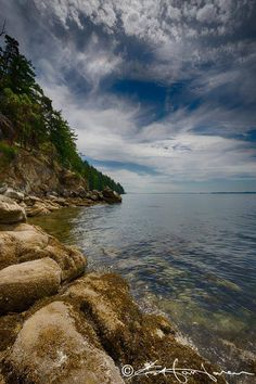 Beautiful Larrabee State Park. Here's 10 WA cities with nearby adventures.