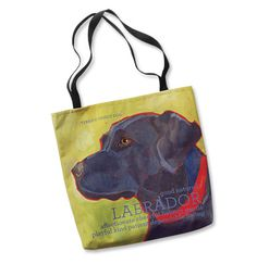 Sundance Favorite Dog Breed Reusable Tote