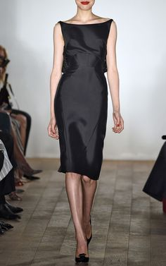 Zac Posen Spring/Summer 2015 Trunkshow Look 6 on Moda Operandi