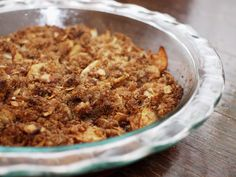 This is a very simple paleo apple cobbler recipe that has the perfect amount of tart and crunch.