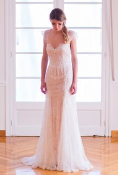 Destination Wedding Gowns with Vintage Charm   I Do Take Two