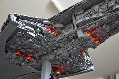 Epic LEGO STAR WARS Executor Super Star Destroyer