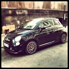 "New Abarth 500 ""scorpion"" Fiat 500e, Fiat Abarth, Time Changer, New Fiat, Bike Rack, Small Cars, Cool Cars, Automobile, Scorpion"
