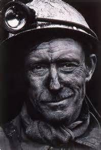 by Louis Stettner, Coal Miner , Lens, France, 1978 Louis Stettner, Black N White Images, Black And White, Narrative Photography, Coal Miners, Alfred Stieglitz, Industrial Photography, Business Portrait, A Level Art