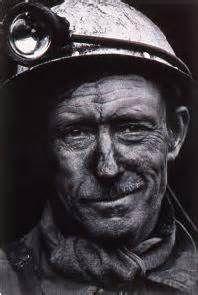 Louis Stettner, Coal Miner , Lens, France, 1978