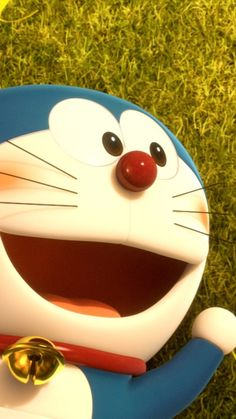 New Doraemon Wallpapers Cartoon Wallpaper Hd, Wallpaper Iphone Disney, Wallpaper Backgrounds, Naruto Wallpaper, Doremon Cartoon, Iphone Cartoon, Cartoon Characters, Doraemon Wallpapers, Cute Wallpapers