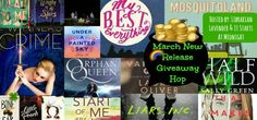 Mythical Books: March New Release Giveaway HOP International