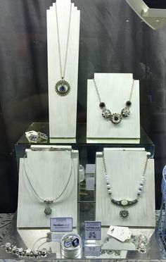 Necklaces from £8.50