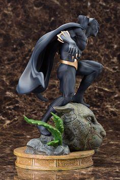 A KOTOBUKIYA Japanese import! The latest elite Fine Art Statue in the Marvel Comics Presents Kotobukiya Collection adds a classic Avenger and royal he