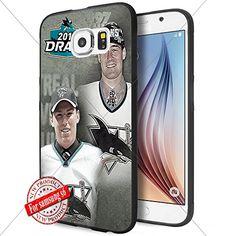 San Jo Sharks NHL Logo WADE7971 Samsung s6 Case Protection Black Rubber Cover Protector WADE CASE http://www.amazon.com/dp/B016SAITXK/ref=cm_sw_r_pi_dp_0WzFwb07ADQF5